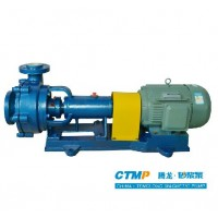 耐腐耐磨砂浆泵UHB-ZK