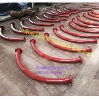 陶瓷耐磨弯头陶瓷弯头内衬陶瓷复合管变径管文丘管厂家直销