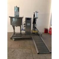 润滑油灌装机 涂料灌装机 定量灌装机 油漆灌装机 工业漆灌装